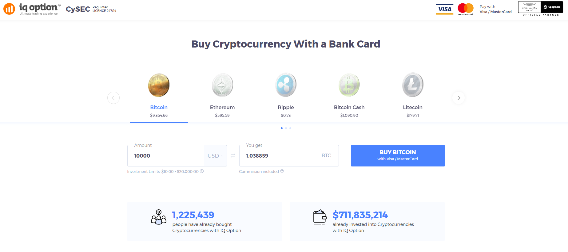 how to i buy cryptocurrency